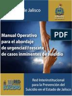 Manual Operativo Abordaje de Urgencias Rescate Casos Inminentes de Suicidio 20092