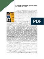 Recenzie Carte - A Treia Forta - Romania Profunda