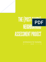 Architecture For Humanity New York Neighborhood Assessment Project -  New Dorp BEach
