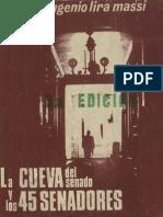 LIRA MASSI 1968 La Cueva Del Senado y Los 45 Senadores