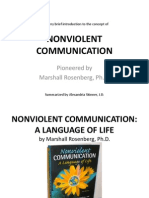 Brief Introduction to Nonviolent Communication