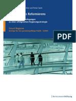 Bertelsmann Policy Design