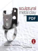 24460652 Sculptural Metal Clay Jewelry