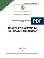Manual Basico Para La Estimacion de Riesgos