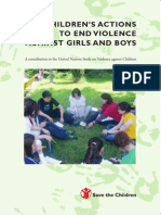 CHILDREN'S ACTIONS