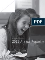 Microsoft Annual Report 2012