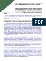 CONSTITUIÇÃO FEDERAL COMENTADA PELO STF