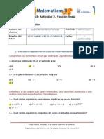MIII-U3- Actividad 2. Función lineal_A07075657