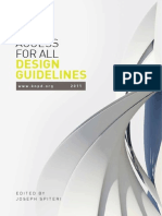KNPD Access for all Design Guidelines 2013