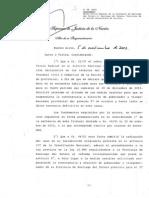 CSJN, Rere-elección del Gobernador de Santiago del Estero