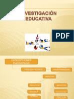 Investigacion Educativa Diapositiva