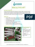 Hidrocultivo Nft - Nov2013 - Ecosem Ltda