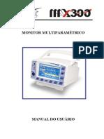 Manual do Usuário Monitor Cardíaco MX-300