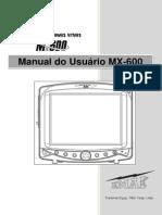 Manual do Usuário Monitor de Sinais Vitais MX-600