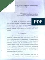 Sentencia Tribunal Cundinamarca Matrimonio Igualitario 2013