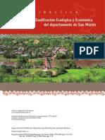 Guía Didáctica Resultados de la ZEE del Departamento de San Martín