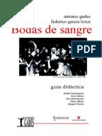 Guia Didactica Bodas de Sangre Fundacion Antonio Gades