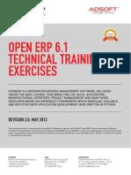 Technical Training 6.1 Exercise
