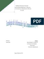 Analisis de Las TIC