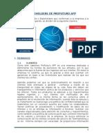 Stakeholders - ProFuturo AFP