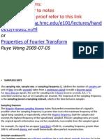 Virtual Instrumentation applications