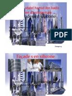 façades en silicone