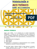 MET II MARCO TEORICO antecedentes y bases teoricas con el procedimiento de la triangulación JERSOMINA SUCRE