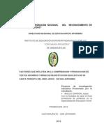 Trabajo de Investigacion- Prof. Gerardo