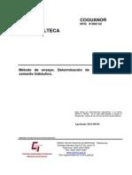 norma ntg 41003 h2 astm c188-09.pdf