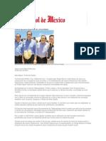 18-06-2013 El Sol de México - Puebla apoyará desarrollo de comunidades