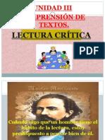 lectura critica. UNIDAD 3.pptx