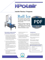 Proyecto Roll Ice 1000