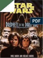 Star Wars - 215 - Jedi Prince 06 - Prophets of the Dark Side - Paul Davids