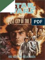 Star Wars - 211 - Jedi Prince 02 - The Lost City of the Jedi - Paul Davids