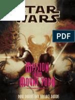 Star Wars - 213 - Jedi Prince 04 - Mission From Mount Yoda - Paul Davids