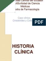FARMACOLOGIA  EXPOSICIÓN  SANGRE
