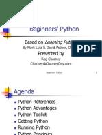 5500 Beginners Python