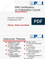 PMI-OC  Instructor Orientation 2.3.ppt