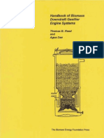 48503466 Handbook Biogas Downdraft Gasifier