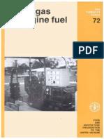 47073971 Fao Wood Gas as Engine Fuel