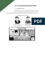 Orwell VS Huxley – La explicación de por qué nadie hace nada