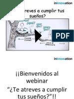 PDF Webinar Te atreves a cumplir tus sueños Público 05-03-13_16eO
