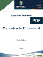 Caderno de RH (Comunicação Empresarial)