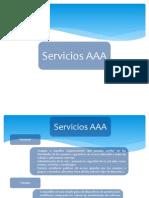 Servicios AAA