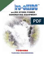 Brochure Hydro-eKIDS Toshiba