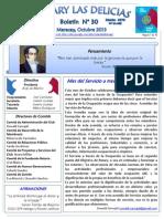 Boletin Rotary N° 30 Octubre 2013