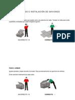 Manual Armado e Instalacion
