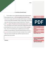 Peer's Paper