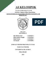 Sistem Informasi Lokasi Kp