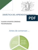 Didactica Del AP Infantil